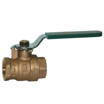 Threaded Brass Ball Valve
