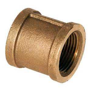 Threaded Coupling Brass