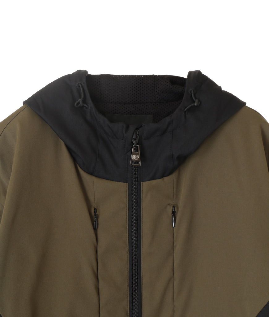 Active Hooded Blouson