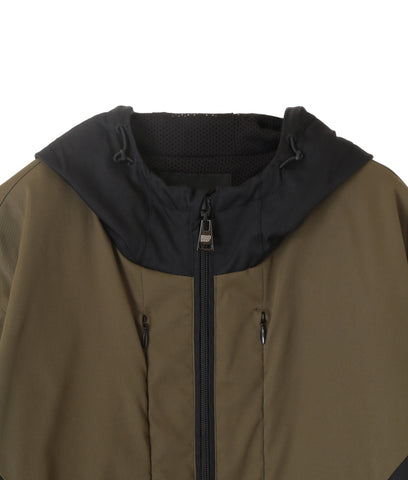 Active Hooded Blouson<br>/アクティブ フーデッド ブルゾン