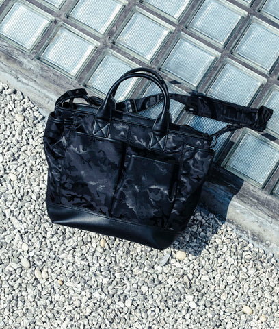 Pockets Tote/ポケットトート