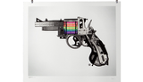 Creative Gun - Limited Edition Print