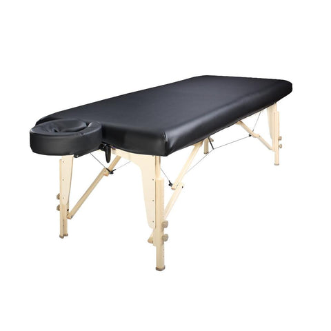 Master Massage Universal Fabric Fitted PU Leather Protection Cover in Vinyl for Massage Tables