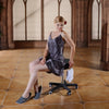 Image of Master Massage The Glider™ Adjustable Rolling Stool