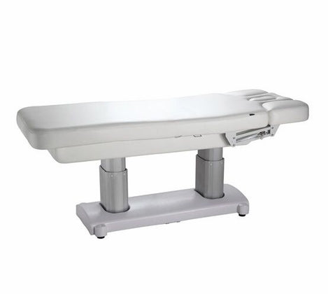 Silver Fox Electric Massage Table, White (EF2249)