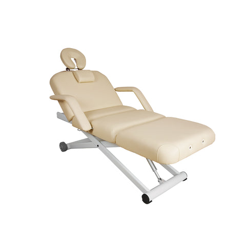 Silver Fox 4 Section Electric Massage Table, Beige (2274B)