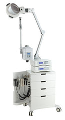 USA Salon & Spa Elite Combination Professional Facial Machine Package and Esthetician Rolling Cart (3051)