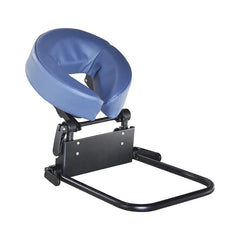 Image of Master Massage Home Mattress Top Massage Kit Adjustable Clip-On Headrest & Face Cushion