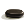Image of Master Massage Hot Stone Set - Deluxe Package in a Bamboo Box (Basalt rock & Marble - 50 pieces)