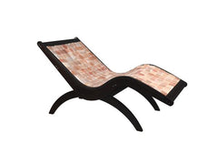 Touch America Flex-Block Halotherapy Salt Lounger (31060-SALT)