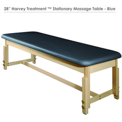 "Master Massage 28"" Harvey Treatment™ Stationary Massage Table (D22765)"