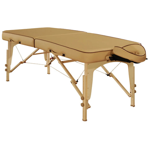 "Master Massage 30"" Full Size Lotus Deluxe Portable Massage Table"