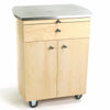 Image of Touch America Service Timbale Esthetician Rolling Cart - Maple (SKU: 41042)