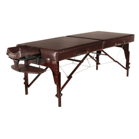 "Master Massage 31"" Carlyle Portable Massage Table - 10002"