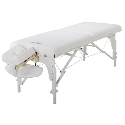 "Master Massage 31"" Extra Wide MONTCLAIR LX Portable Massage Table"