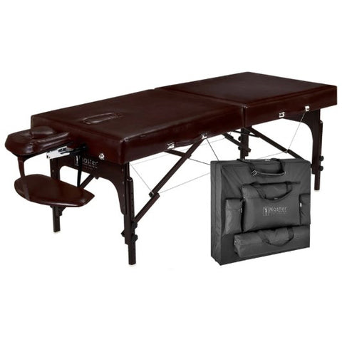 "Master Massage 31"" Supreme Portable Massage Table - 28231"
