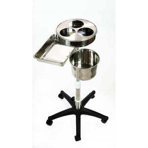 Touch America Medi-Spa Stainless Steel Service Cart