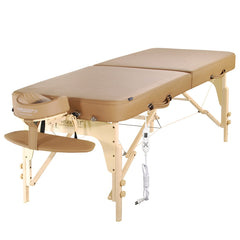 "Master Massage 30"" Phoenix™ 2 Section Portable Massage Table (with Adjustable Heat)"