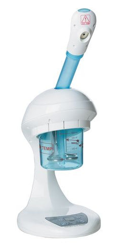 USA Salon and Spa Portable Mini Steamer (with extended arm and digital timer) (F-101)