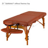 "Image of Master Massage 31"" SANTANA™ Portable Massage Table - 28281"