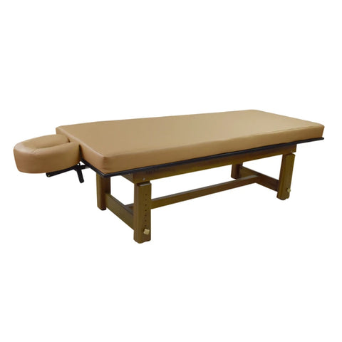 Touch America Solterra Teak Indoor / Outdoor Massage Table