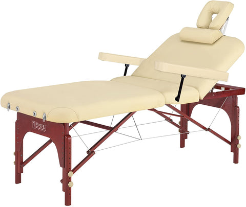 "Master Massage 31"" SPAMASTER™ Salon Portable Massage Table (26736)"