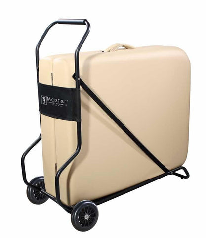 Master Massage Universal Wheeled Massage Table Cart