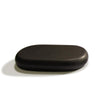 Image of Master Massage Extra Large Flat Ovular Hot Stone Set for Hot Stone Massage (Basalt Rock - 4 pcs)