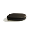 Image of Master Massage XX Extra Large Flat Ovular Basalt Hot Stone Set for Hot Stone Massage (Basalt Rock - 4 pcs)
