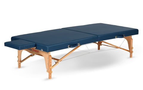 Body Choice Feldenkrais Portable Massage Table - Royal Blue