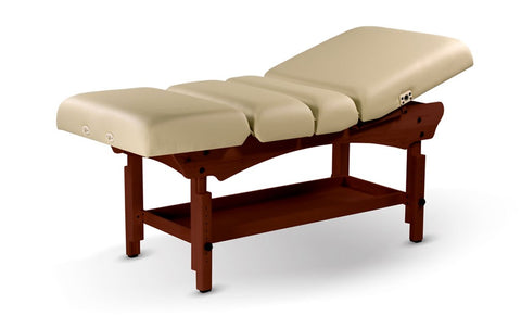 Body Choice Versatile Stationary Pneumatic Massage Table