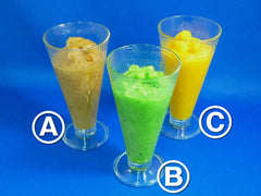 Assorted Smoothies Replica - Fake Food Japan
