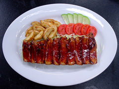 Barbecued Baby Back Ribs Replica - Fake Food Japan