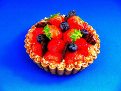 Berry Tart Replica - Fake Food Japan
