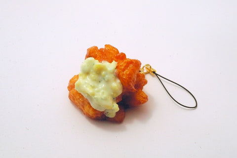 Chicken Nanban (Southern Fried Chicken with Vinegar & Tartar Sauce) Cell Phone Charm/Zipper Pull