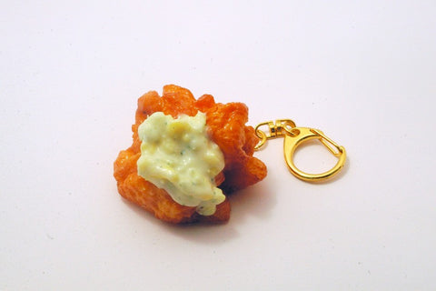 Chicken Nanban (Southern Fried Chicken with Vinegar & Tartar Sauce) Keychain