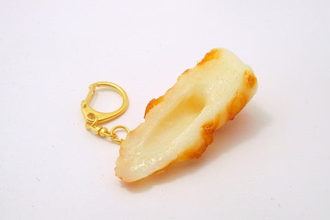 Chikuwa (Boiled Fish Paste) Keychain