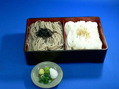 Chilled Soba & Udon Noodles Replica - Fake Food Japan
