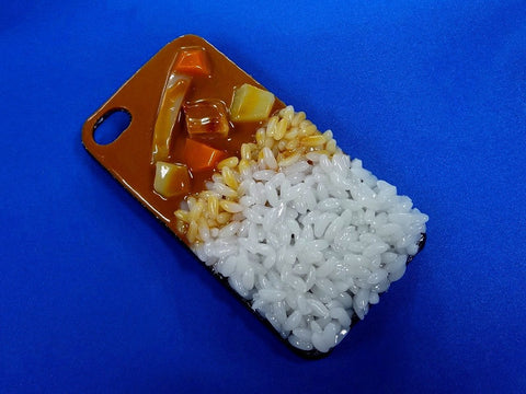 Riz au curry Coque iPhone 6 Plus