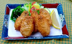 Deep Fried Oysters Replica - Fake Food Japan