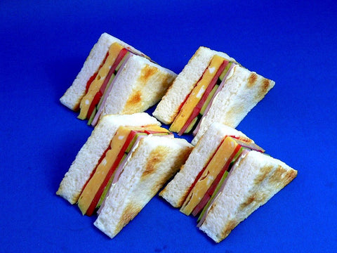 Ham & Cheese Sandwich Replica