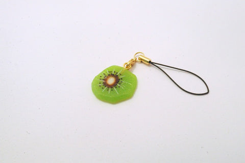 Kiwi Cell Phone Charm/Zipper Pull