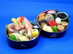 Osechi (New Year's Dish) Ver. 1 Replica - Fake Food Japan