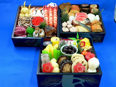 Osechi (New Year's Dish) Ver. 2 Replica - Fake Food Japan