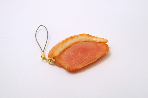 Roasted Duck Cell Phone Charm/Zipper Pull