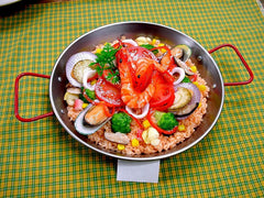 Seafood Paella Replica - Fake Food Japan
