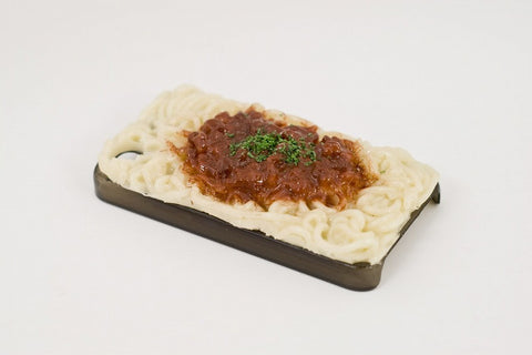 Spaghetti with Meat Sauce iPhone 6/6S Case