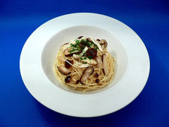 Spaghetti with Mushrooms Replica - Fake Food Japan