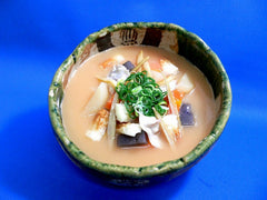 Tonjiru (Pork) Soup Replica - Fake Food Japan