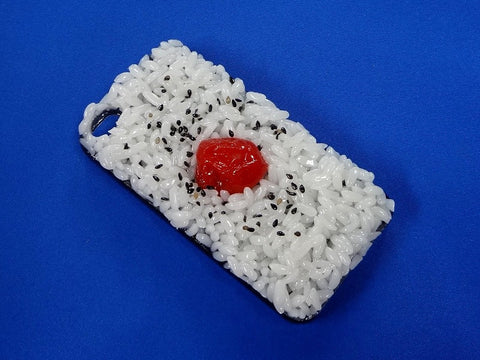 Umeboshi (Pickled Plum) Rice iPhone 6 Plus Case